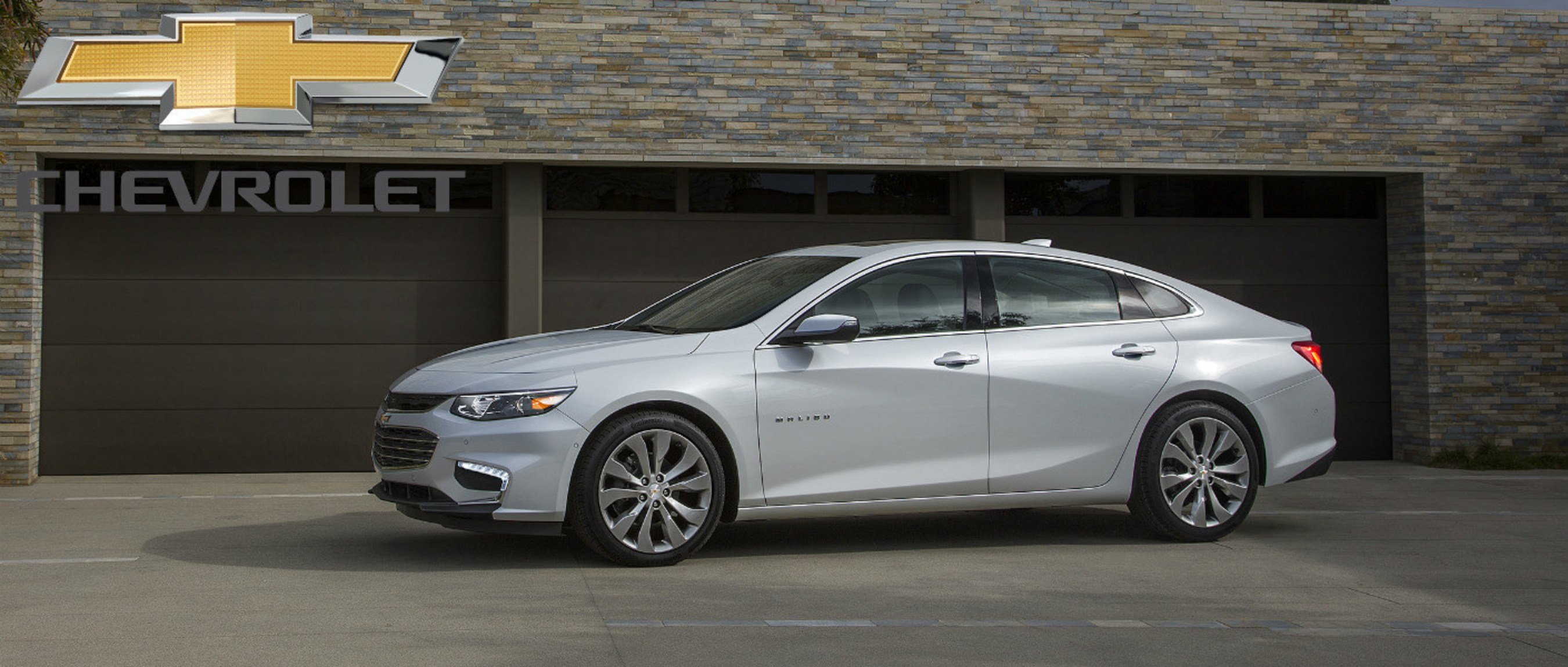 Chevrolet of Naperville features many 2016 models