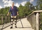 The Parker Indego Exoskeleton.  (PRNewsFoto/Parker Hannifin Corporation)