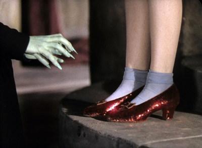 The Wizard of Oz, (C)1939 Warner Bros. Entertainment Inc. (PRNewsFoto/Swarovski)
