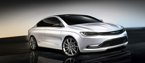 Mopar Products Available at Launch to Customize the All-new 2015 Chrysler 200. (PRNewsFoto/Chrysler Group LLC) (PRNewsFoto/CHRYSLER GROUP LLC)