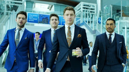 JACK PACK OPENS THE WORLD'S LARGEST STAGE IN DUBAI (PRNewsFoto/Dubai Airports) (PRNewsFoto/Dubai Airports)