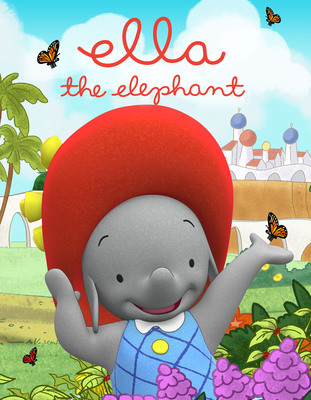 Ella the Elephant Premieres on Disney Channel and Disney Junior Monday, Feb 17