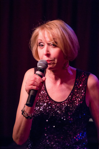 """Award-winning actress and pulmonary fibrosis advocate, Julie Halston (TV's """"Sex and the City,"""" ..."""