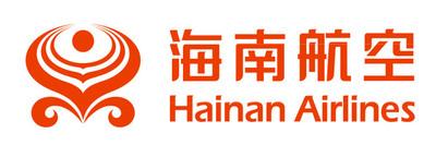 Hainan Airlines Logo.  (PRNewsFoto/Hainan Airlines)