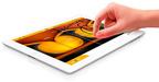 Image of Cypress Digital Media's Digital Counseling iPad Solution.  (PRNewsFoto/Cypress Digital Media, LLC)