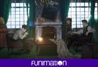91 Days key art - courtesy of Funimation Entertainment