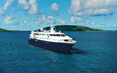 Grand Circle Cruise Line launches the 89-passenger MV Clio in 2016 with new Small Ship itineraries-first, along the west coast of England, Wales, and Scotland, and the east coast of Ireland-and later, from Lisbon, Portugal to Barcelona, Spain.  Grand Circle acquired the small ship, formerly called the M/V Tera Moana, from Paul Gauguin Cruises in 2015 as part of its plan to expand its Small Ship offerings.