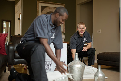 TWO MEN AND A TRUCK(R) offers moving and packing services for home and business moves.