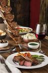 Lamb Chops & Plated Filet & Vegetables