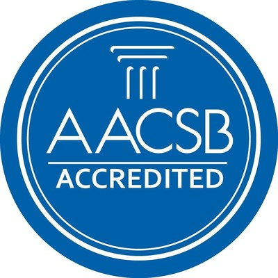 Founded in 1916, AACSB Accreditation is the highest standard of quality in business education. With more than 780 accredited business schools, across 53 countries worldwide, AACSB-accredited schools represent a network of global institutions dedicated to continuous quality improvement through engagement, innovation, and impact. (PRNewsFoto/AACSB International)