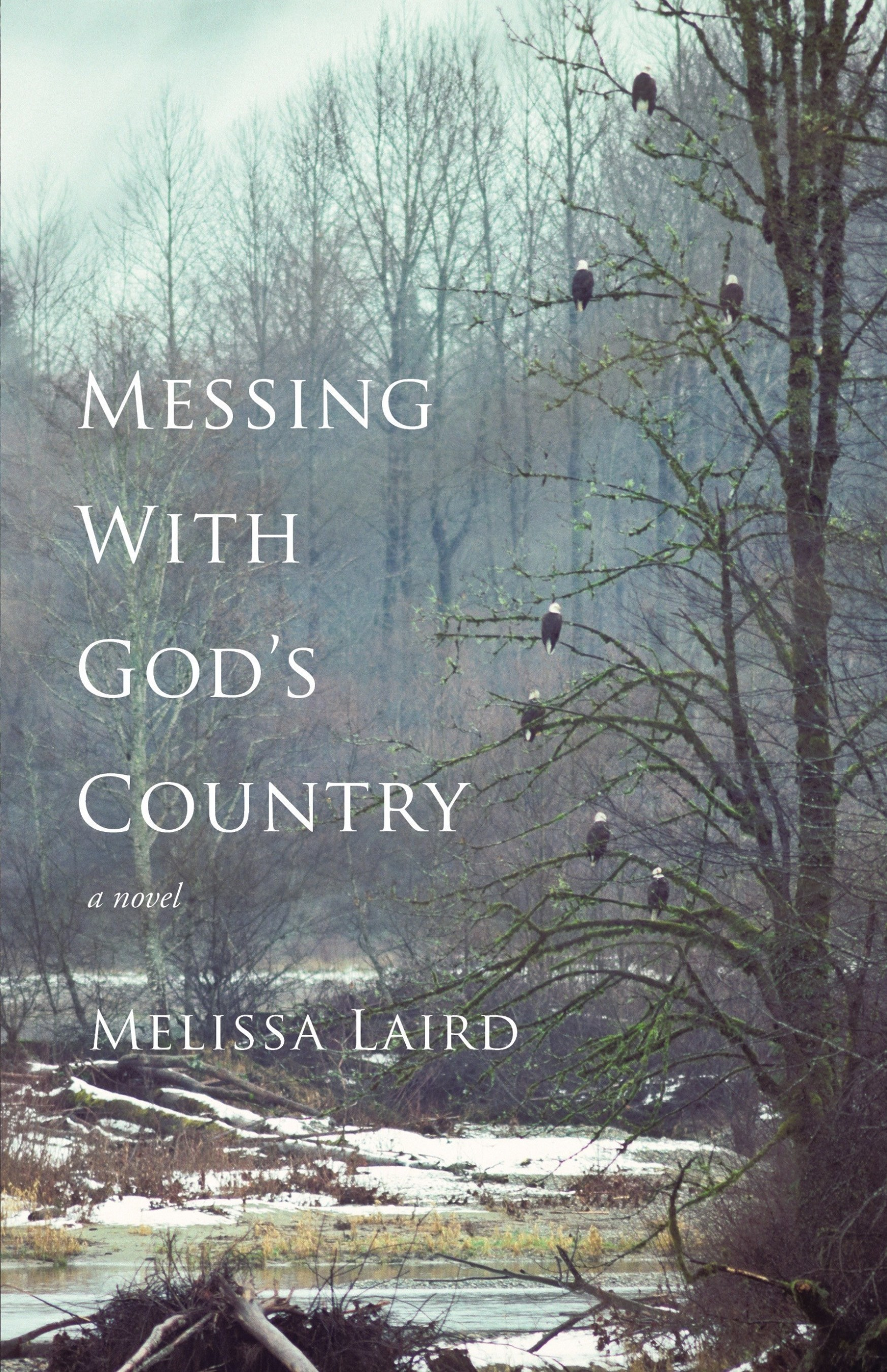 Eco-thriller 'Messing with God's Country' Weaves Tale of Philanthropy, Conservation, Jazz and Racism in the Pacific Northwest