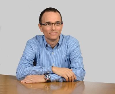 Netafim CEO Ran Maidan. photographer David Garb