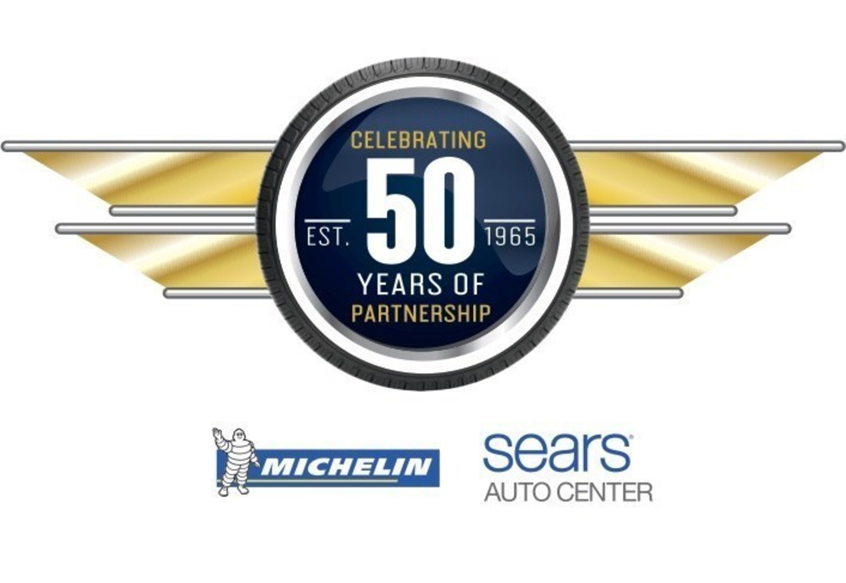 Sears And Michelin Celebrate 50-Year Relationship