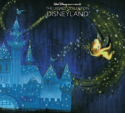 The Legacy Collection Disneyland cover art.