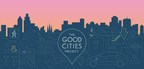 "GOOD Magazine presents the ""GOOD Cities Project,"" in collaboration with Ford, celebrating how we make our cities and how our cities make us. (PRNewsFoto/GOOD Magazine)"