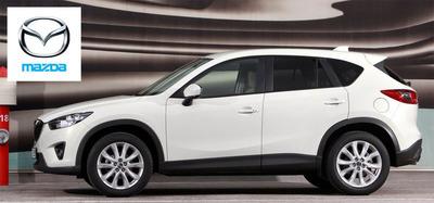 The 2015 Mazda CX-5 will soon be making an appearance at San Antonio dealerships.  (PRNewsFoto/Ingram Park Mazda)