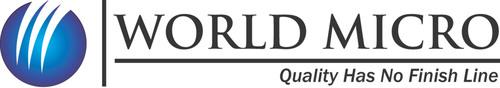 World Micro logo.  (PRNewsFoto/World Micro)
