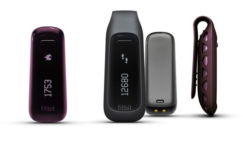 """Fitbit Oneâ""""¢ wireless activity and sleep tracker now on sale in the Middle East (PRNewsFoto/Fitbit One[TM])"""
