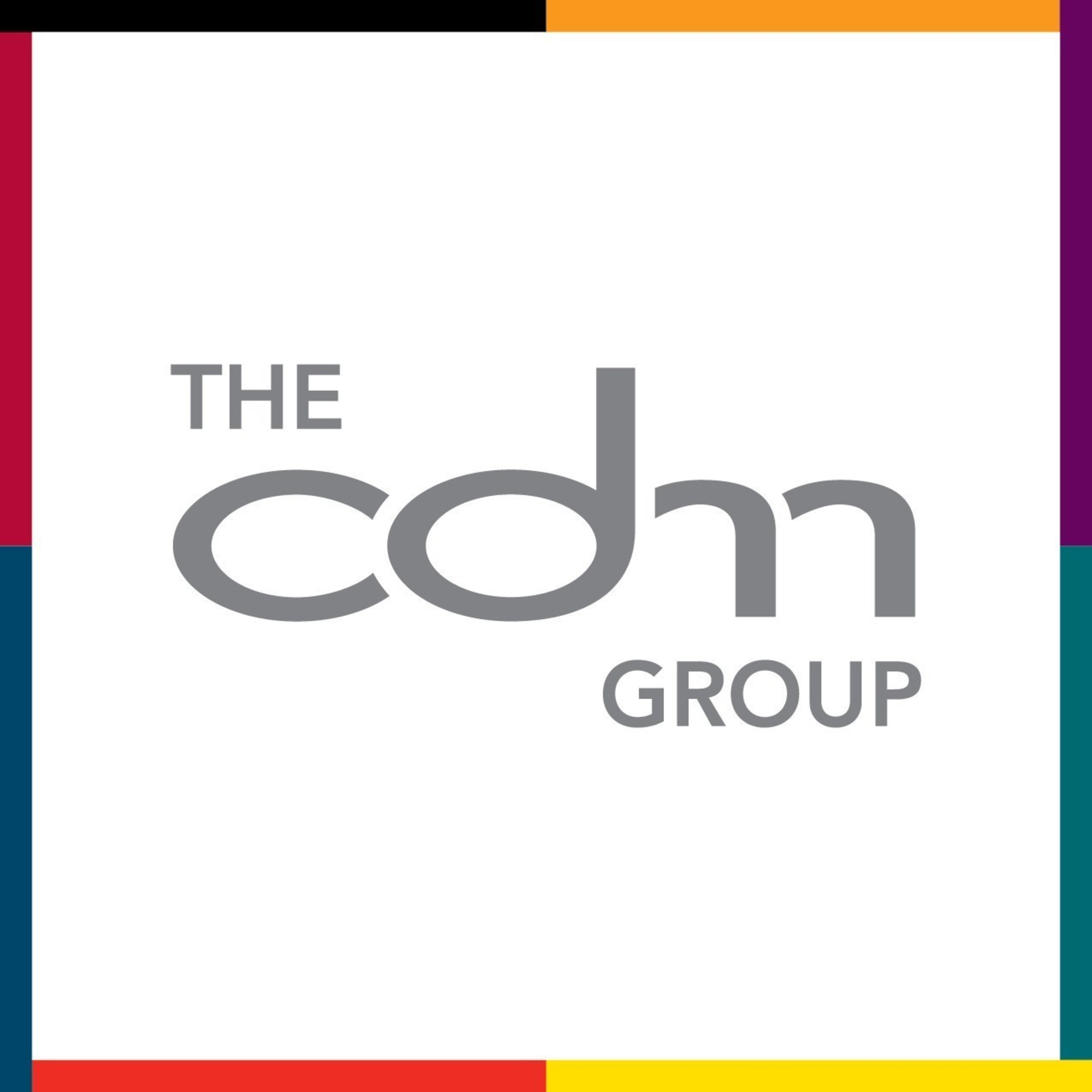 The CDM Group logo