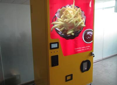 distributeur automatique de frites une nouvelle re pour. Black Bedroom Furniture Sets. Home Design Ideas