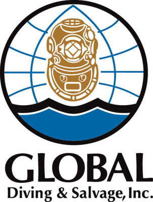 Global Diving & Salvage Inc., is a leading provider of marine construction and offshore support services in the United States, and an internationally recognized marine casualty responder. (PRNewsFoto/OceanGate Inc.)