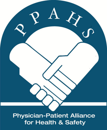 Improving Health & Safety Through Innovation and Awareness. (PRNewsFoto/Physician-Patient Alliance for Health & Safety (PPAHS)) (PRNewsFoto/PHYSICIAN-PATIENT ALLIANCE)