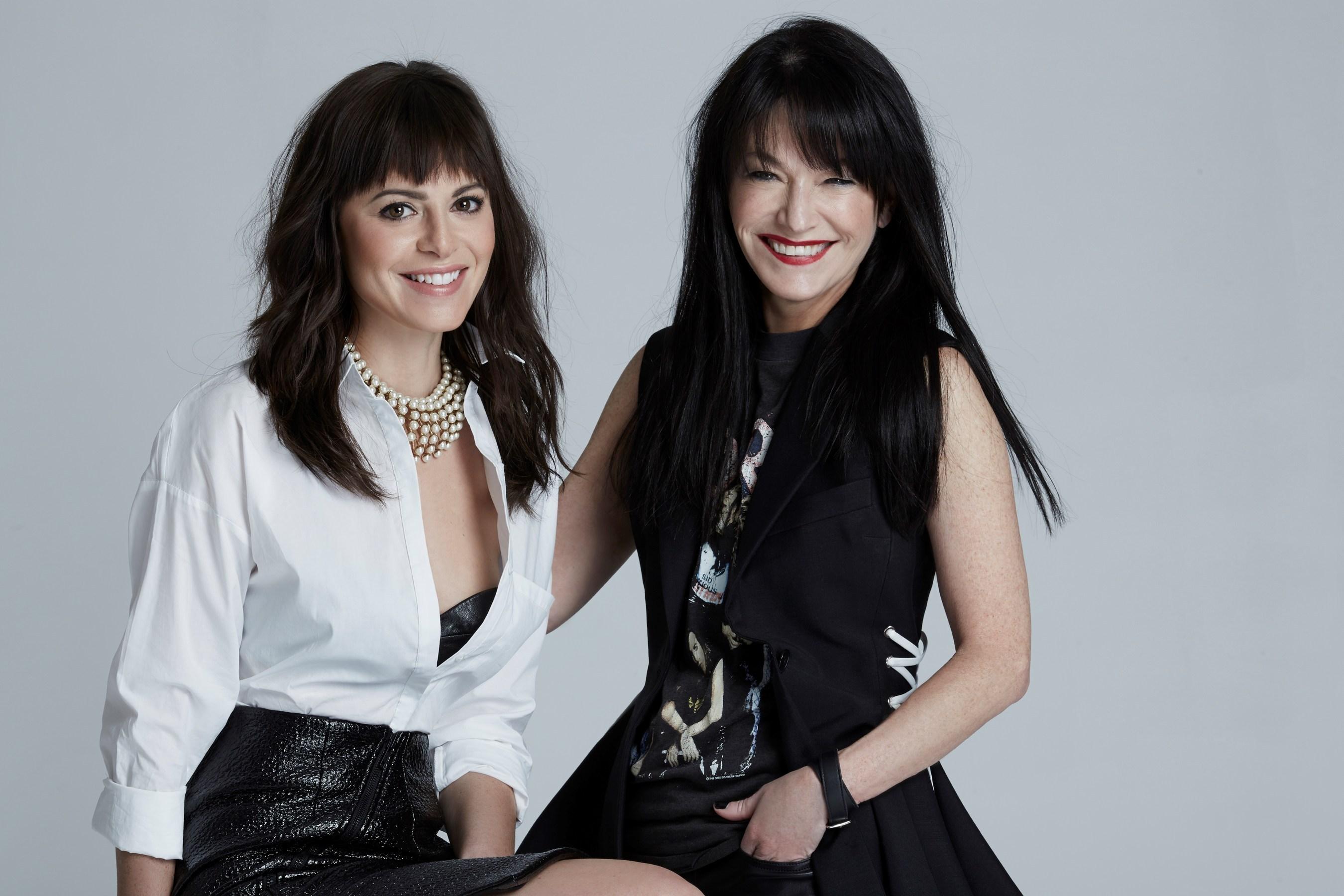 Sophia Amoruso and Sheree Waterson