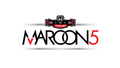 2013 Honda Civic Tour Gives Fans the Chance to Hit the Road with Maroon 5.  (PRNewsFoto/American Honda Motor Co., Inc.)