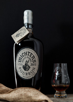 Michter's 20 Year Old Single Barrel Kentucky Straight Bourbon
