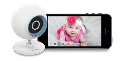 d link announces new wi fi baby monitor available for under 100. Black Bedroom Furniture Sets. Home Design Ideas
