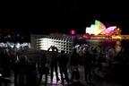 Screaming Rapture for Vivid Sydney festival 2012.  (PRNewsFoto/Vivid Sydney)