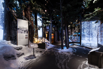 Nat'l WWII Museum Opens Newest Exhibit Pavilion Dec. 13. (PRNewsFoto/National WWII Museum)