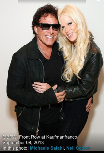 The City By the Bay Lights Up this December As Neal Schon and Michaele Salahi Say Their 'I Do's'