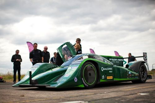 Record-beating Drayson B12 69/EV Electric Hypercar (PRNewsFoto/Drayson Racing Technologies LLP)