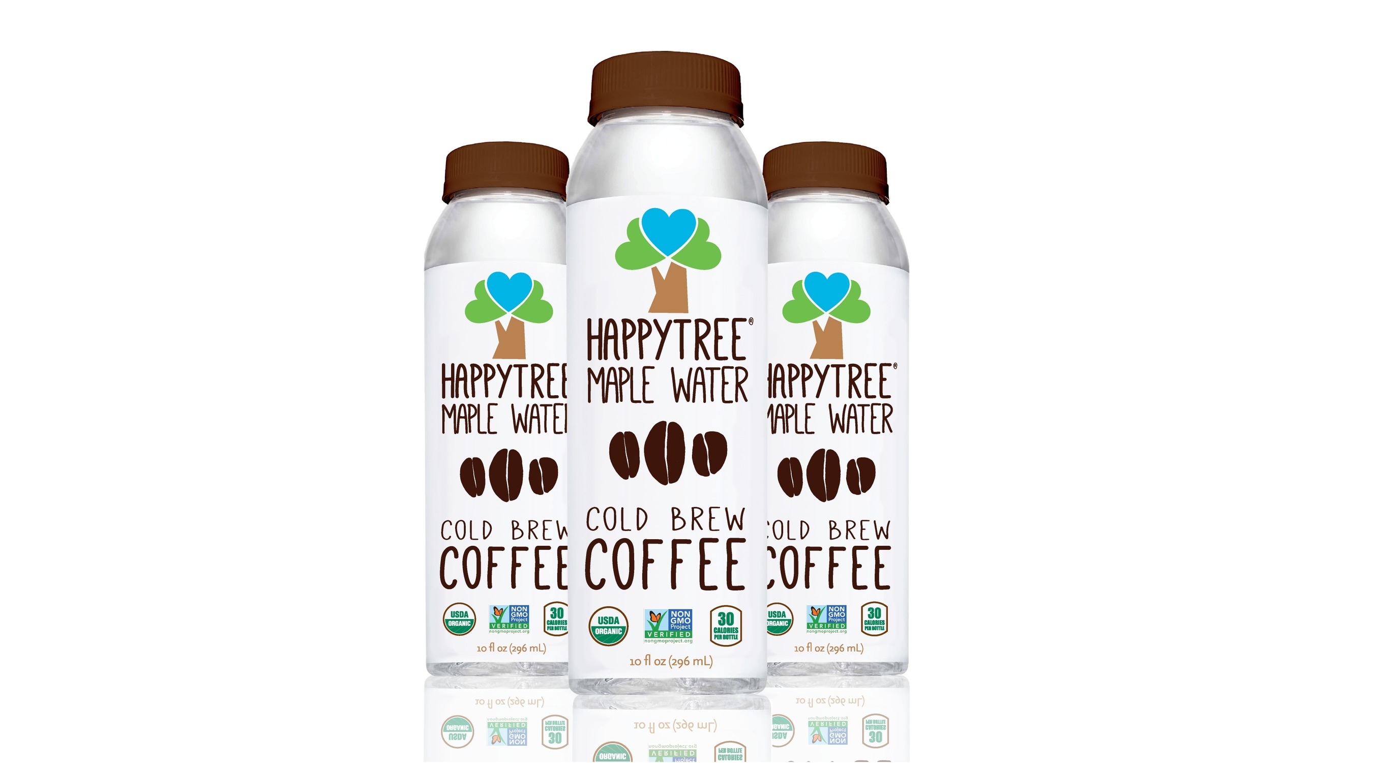 Happy Tree is the innovator of the first cold pressed/HPP maple water and the first ever ready-to-drink coffee ...