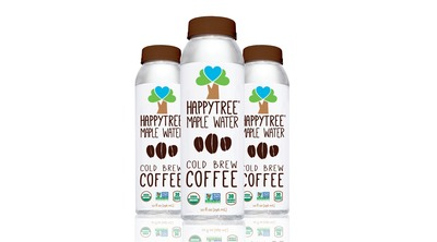 Happy Tree is the innovator of the first cold pressed/HPP maple water and the first ever ready-to-drink coffee brewed in only maple water.