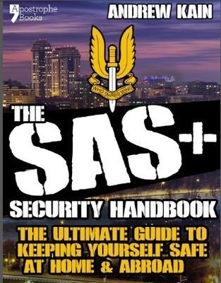 The SAS Security Handbook (PRNewsFoto/Apostrophe Books)