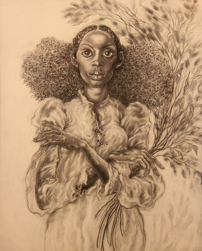 The African American Museum in Philadelphia presents 'The Unflinching Eye: Works of the Tiberino