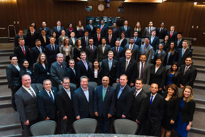 The fourth annual Rutgers biopharmaceutical case competition attracted a record number of teams from the nation's top MBA programs.
