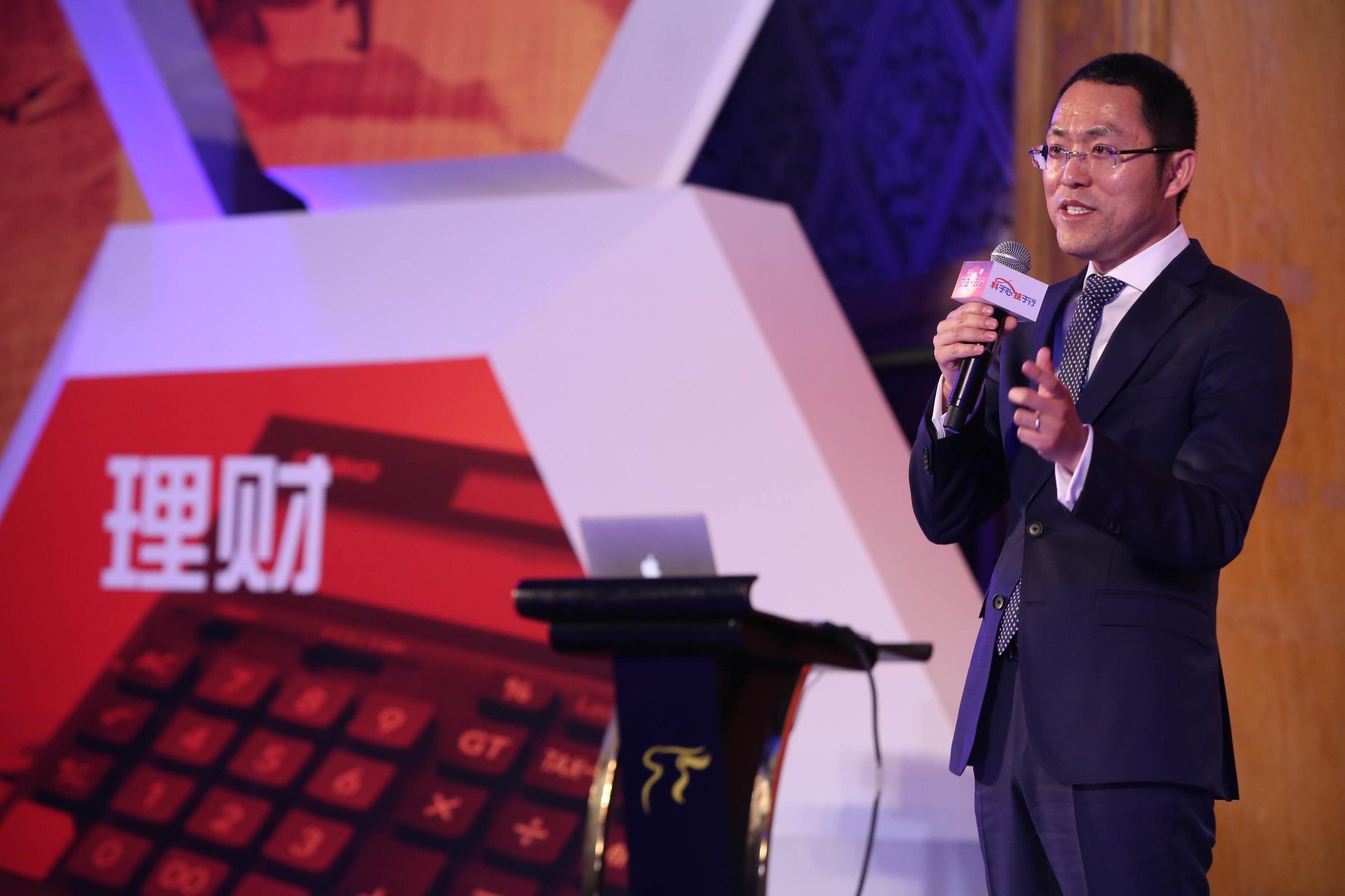 Li Liang, Chief Strategy Officer, China PING AN Technology
