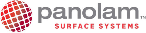 Panolam announces its broad selection of integrated surface solutions with a new name, a new logo, new tagline and a new website - all based on architects' and designers' input.  Visit Panolam Surface Solutions at: www.panolam.com.  (PRNewsFoto/Panolam Industries)