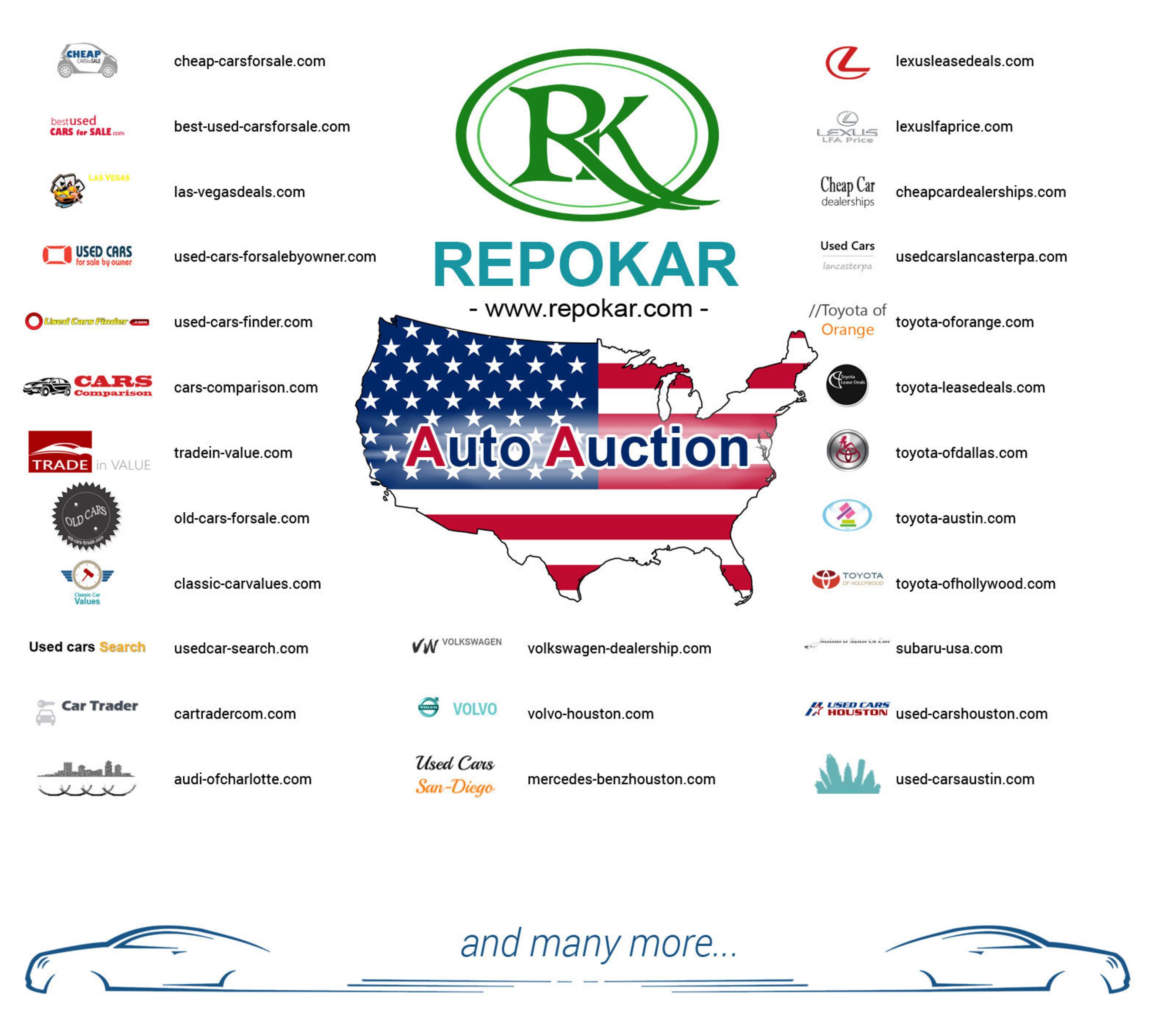 Renowned Used Car Auction Company Repokar Announces Partnership ...