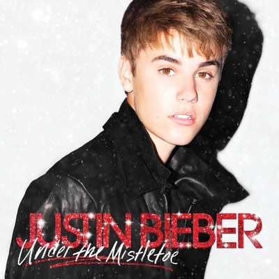 justin bieber s classic christmas album under the mistletoe now available on vinyl for first time. Black Bedroom Furniture Sets. Home Design Ideas