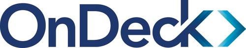 OnDeck Logo. (PRNewsFoto/OnDeck) (PRNewsFoto/)