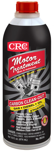 CRC Industries Announces Release of CRC® Motor Treatment with Syn-Go® Technology