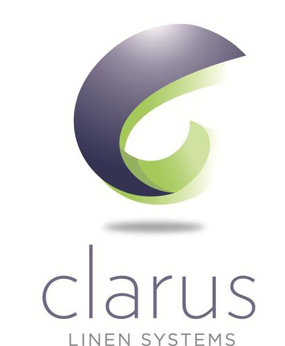 Clarus Linen Systems logo. (PRNewsFoto/Clarus Linen Systems) (PRNewsFoto/CLARUS LINEN SYSTEMS)
