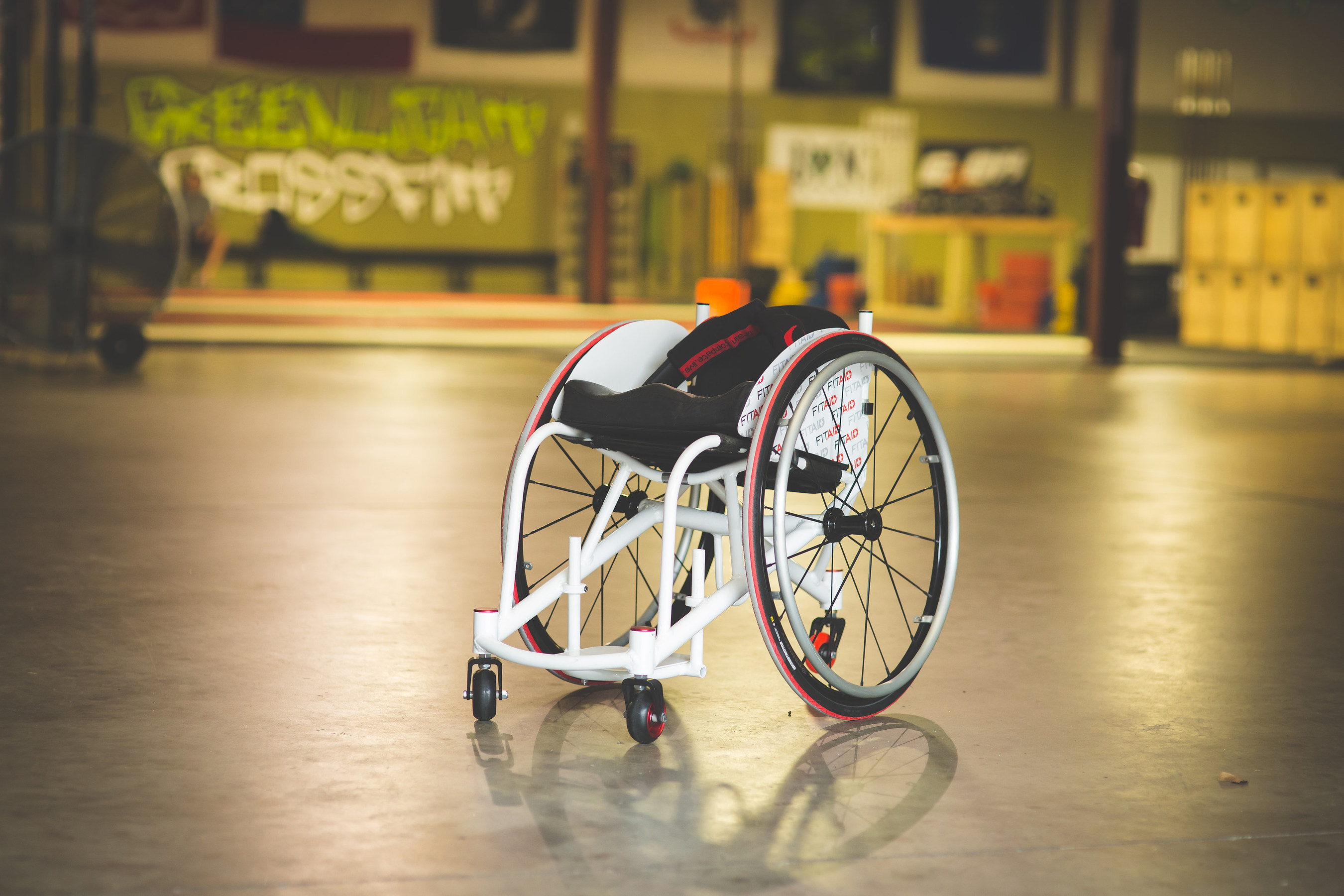 Beverage Company & Non-Profit Team Up to Provide Top Adaptive Athlete With First Ever Custom