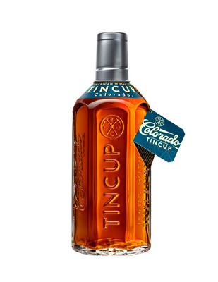 Introducing TINCUP American Whiskey, a Rugged, Rocky Mountain Take on Whiskey from Jess Graber, Offering Bourbon Lovers a Bolder, Spicier Option. (PRNewsFoto/Proximo) (PRNewsFoto/PROXIMO)