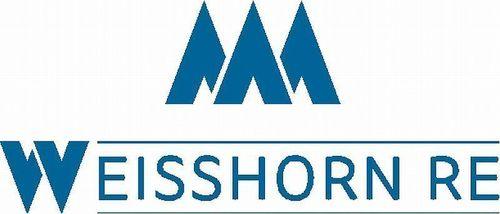 WEISSHORN RE Logo (PRNewsFoto/WEISSHORN RE AG)