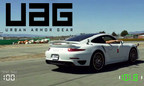 URBAN ARMOR GEAR DROPS AN IPHONE 6 FROM A MOVING VEHICLE TESTING THE LAWS OF PHYSICS - Watch a Brand New iPhone 6 Protected by UAG Folio Case Survive a 121.9mph Drop from Moving Vehicle